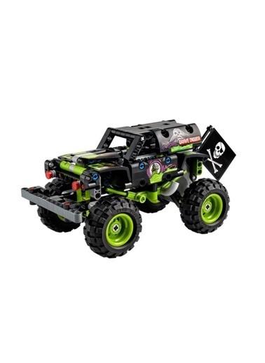 Lego 42118 Lego® Technic Monster Jam® Grave Digger® /212 Parça /+7 Yaş Renkli